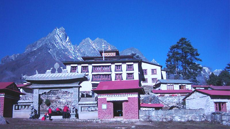 Tengboche Monastery -  himaland.com