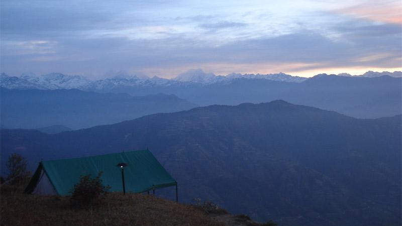 Hills and Himalayan Peaks -  himaland.com