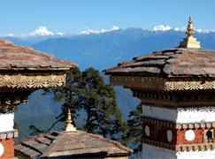 Bhutan in Glimpse: Thimpu/Punakha