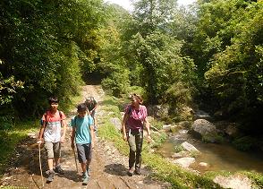 Kathmandu Countryside-Wandern in der Natur;3 Tag
