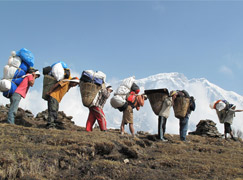 Echten Nepal Erfahrungurlaub