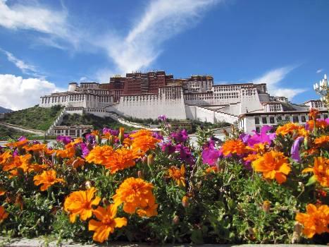 Lhasa Tibet - gyangtse - Shigatse
