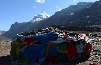 Mt.  Kailash - Manasrovar
