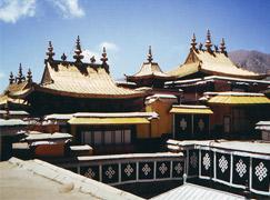 Lhasa Tibet - Heilige Stadt