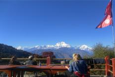 Nepal Berge bis Himalaya Trekking